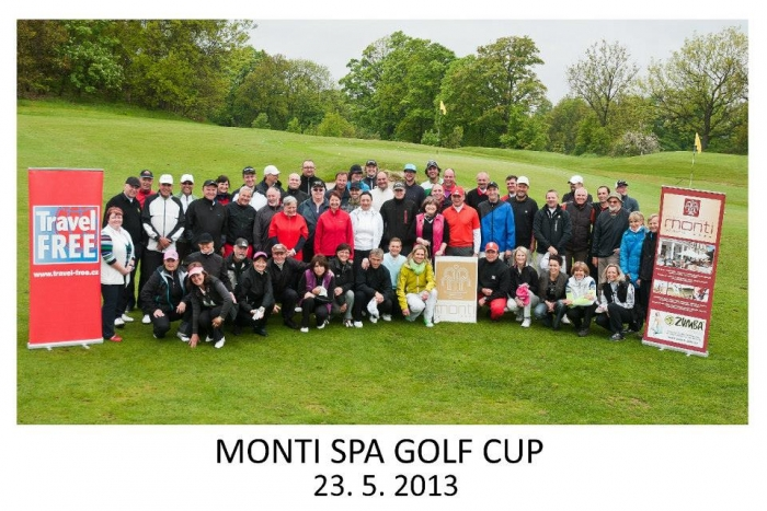 MONTI SPA GOLF CUP 2013